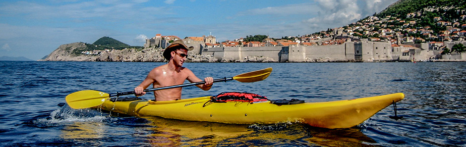 Kayak the Dalmatian Coast